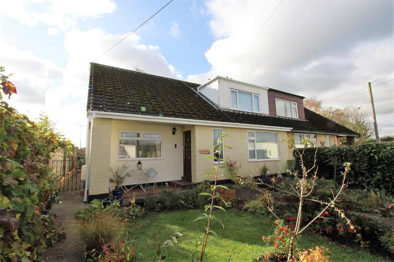4 Bedrooms Semi Detached House for sale in Southfield, Radstock