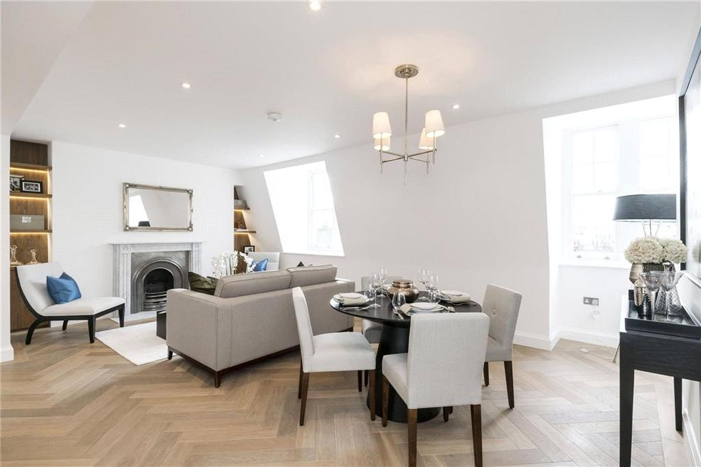 2 Bedrooms Flat for sale in Treborough House, Nottingham Place, Marylebone, London, W1U