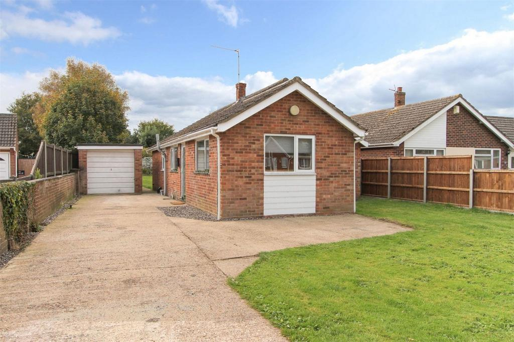3 Bedrooms Detached Bungalow for sale in Willow Close, Mattishall, Norfolk