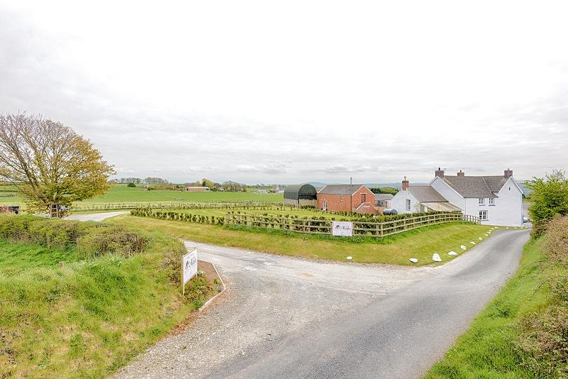 4 Bedrooms Land Commercial for sale in Ty Mawr Tents and Tourers , Ferwig, Cardigan, Ceredigion. SA43 1PZ