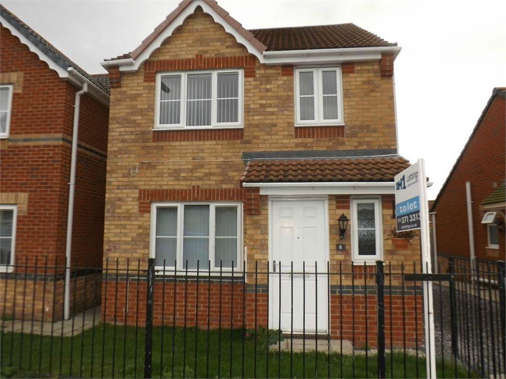 3 Bedrooms Semi Detached House for sale in Valiant Way, Stanley, Durham