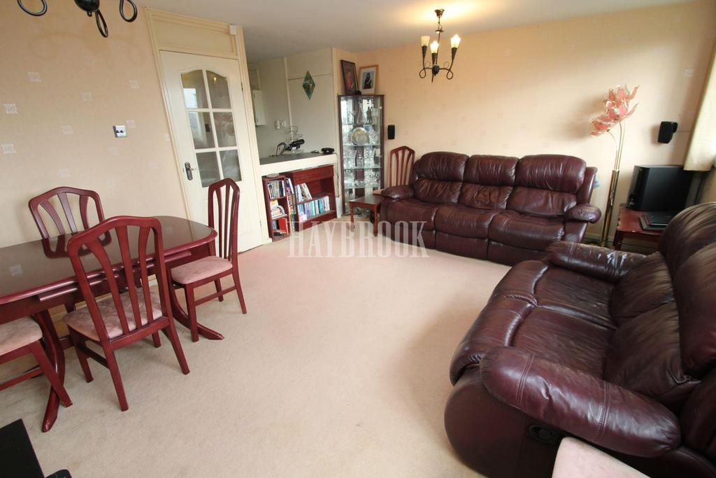 3 Bedrooms Maisonette Flat for sale in Exeter Drive, Broomhall, S3