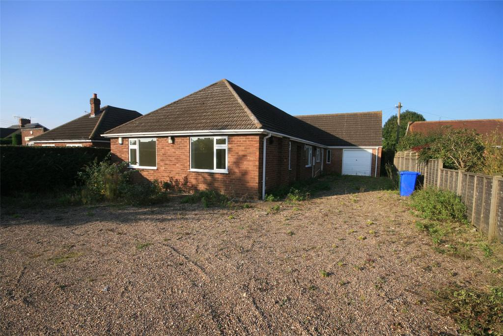 4 Bedrooms Detached Bungalow for sale in Eastwood Road, Boston, PE21