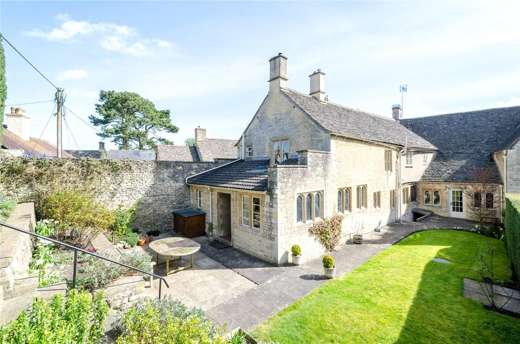 4 Bedrooms House for sale in Market Place, Northleach, Gloucestershire, GL54