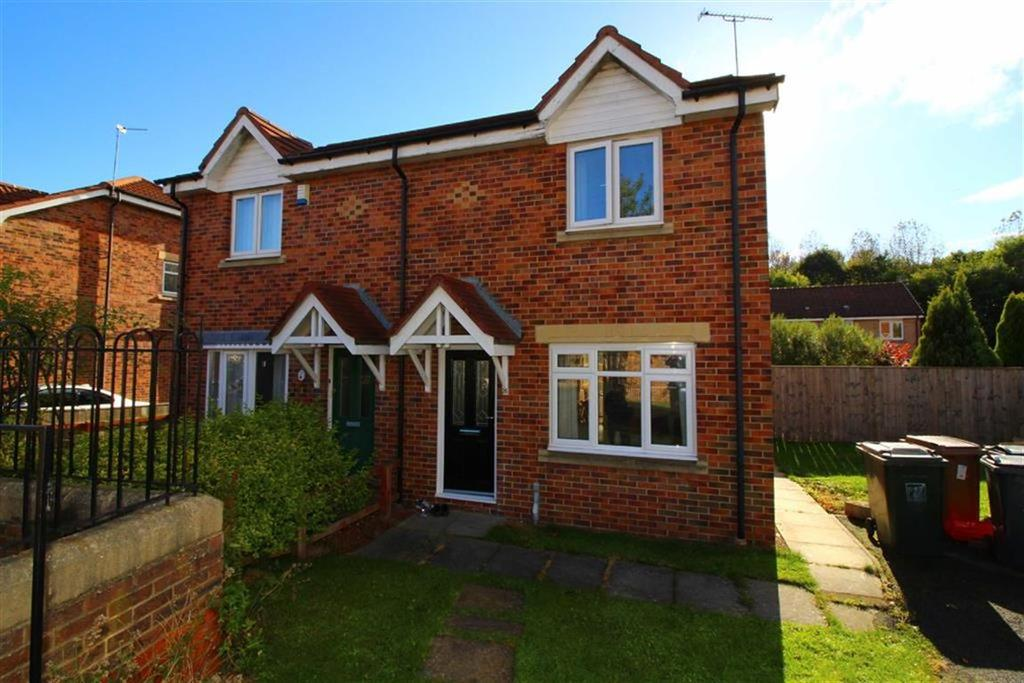2 Bedrooms Semi Detached House for sale in Braydon Drive, North Shields