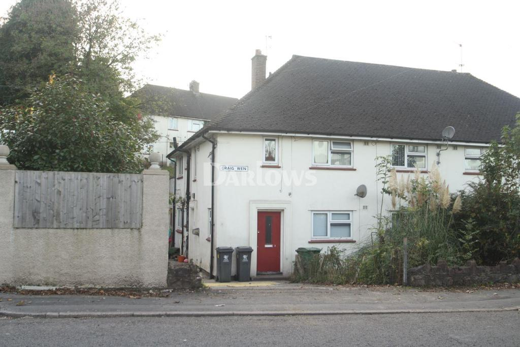 2 Bedrooms Maisonette Flat for sale in Graigwen, Morganstown, Cardiff