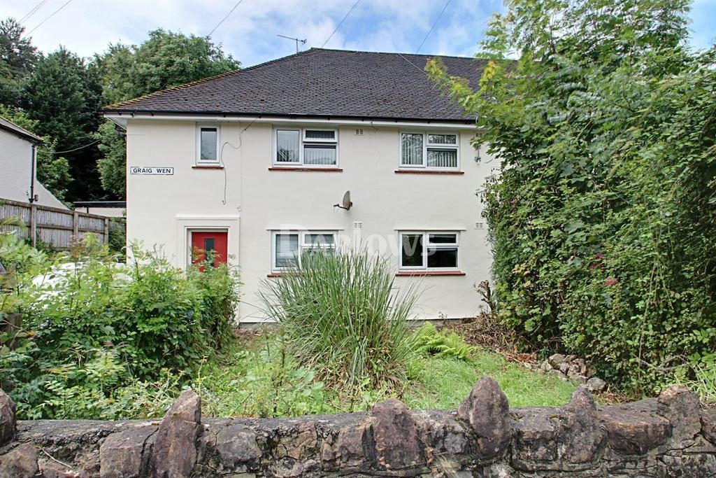 2 Bedrooms Maisonette Flat for sale in Graigwen, Morganstown, Cardiff