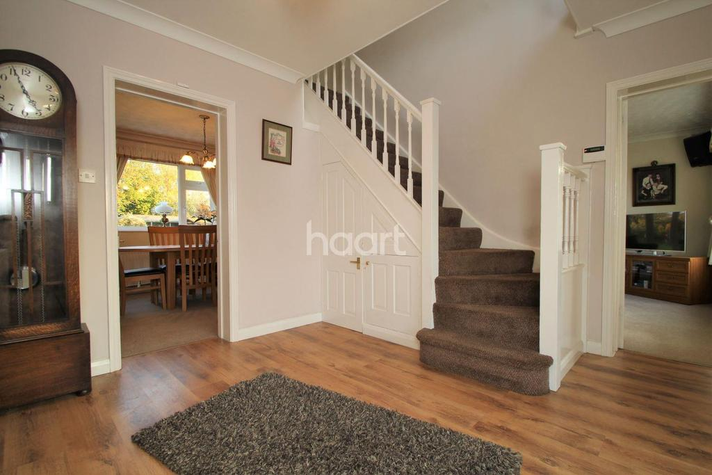 4 Bedrooms Detached House for sale in Thetford Road, Watton