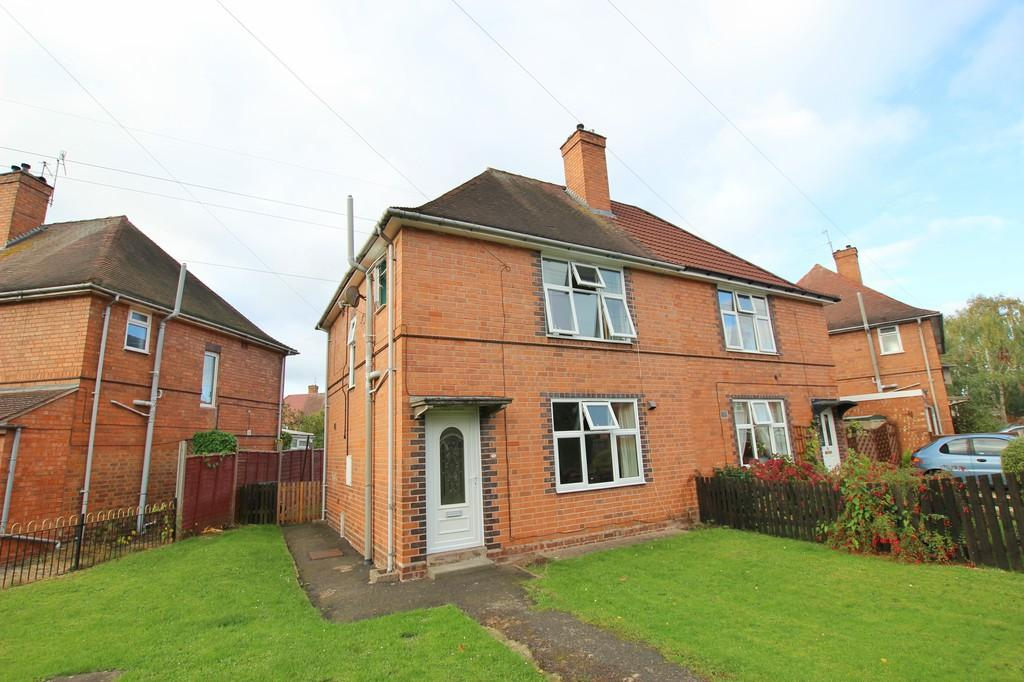 3 Bedrooms Semi Detached House for sale in Stallard Road, Worcester