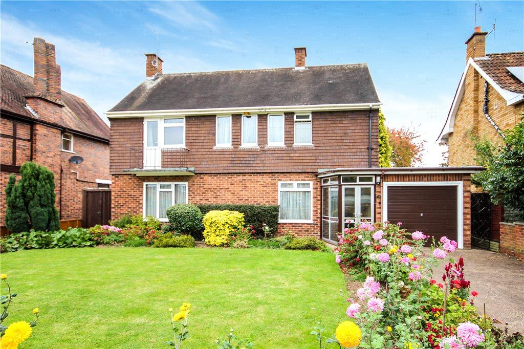 3 Bedrooms Detached House for sale in Beech Avenue, Worcester, Worcestershire, WR3