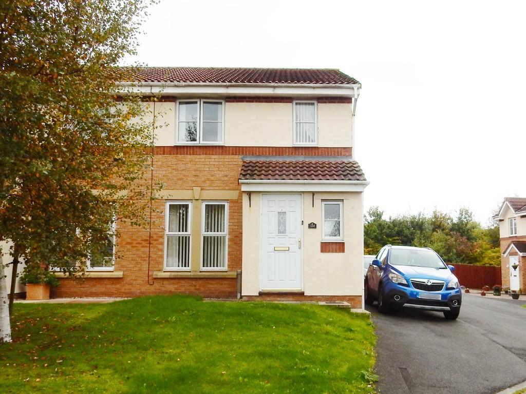 4 Bedrooms Semi Detached House for sale in Valley Drive, Carleton Grange, Carlisle