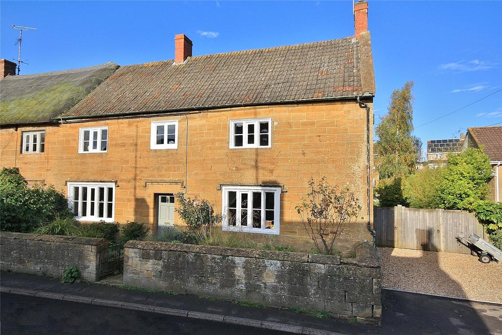 4 Bedrooms House for sale in Lower Street, Merriott, Somerset, TA16