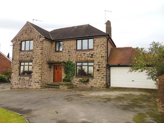 3 Bedrooms Detached House for sale in 35 Staincross Common, Staincross, Barnsley, S75 6JF