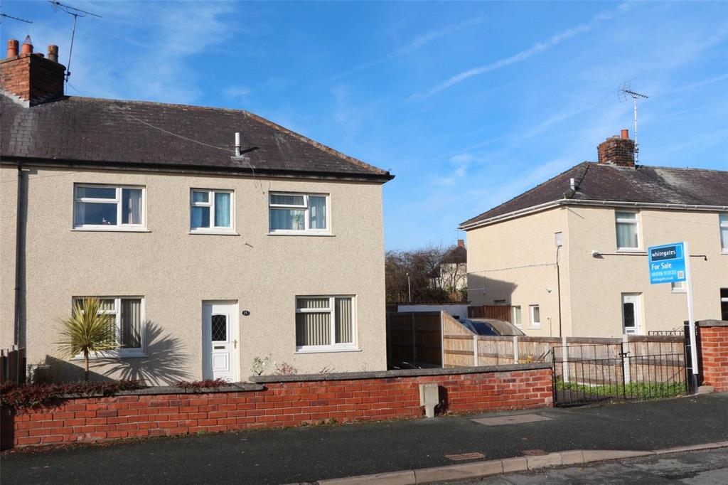 3 Bedrooms Semi Detached House for sale in Sixth Aveune, Llay, Wrexham, LL12