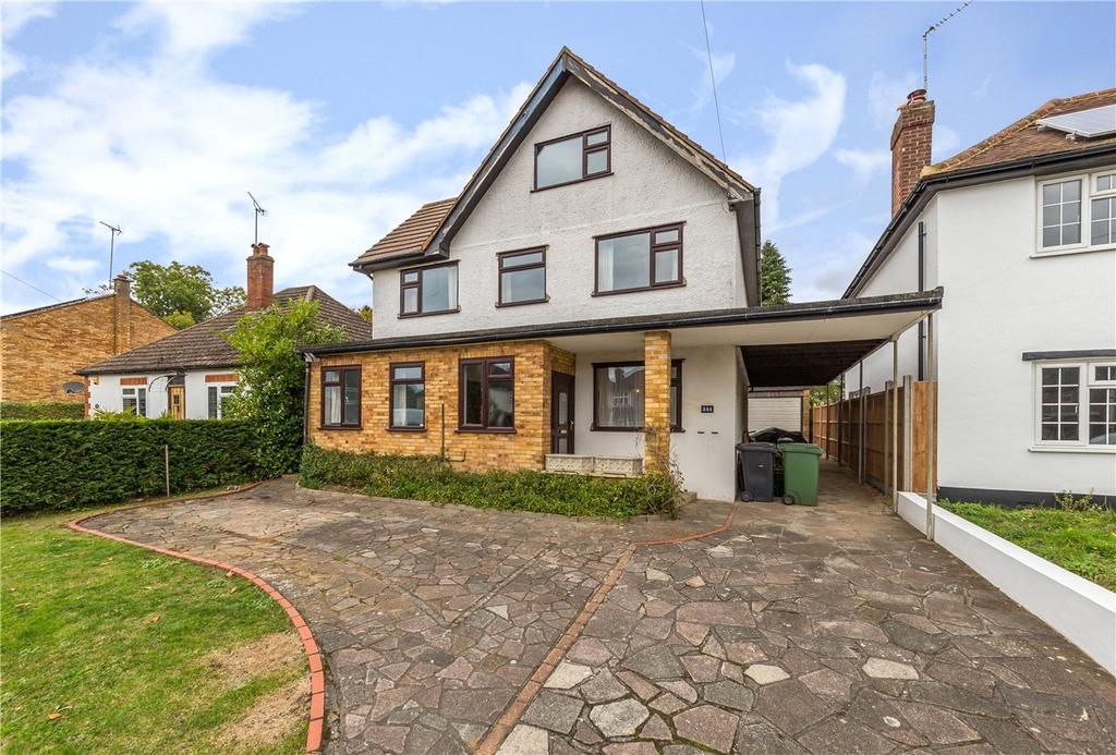 4 Bedrooms Detached House for sale in Lower Luton Road, Wheathampstead, St. Albans, Hertfordshire