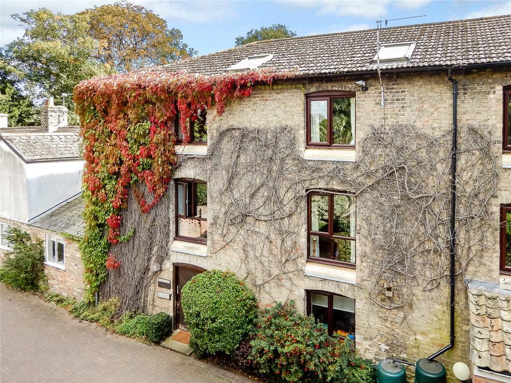 3 Bedrooms Semi Detached House for sale in Church Street, Hemingford Grey, Huntingdon, Cambridgeshire