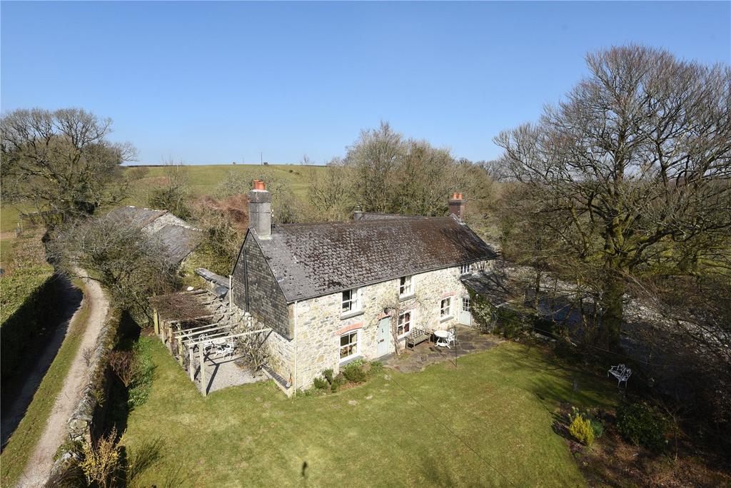 4 Bedrooms Detached House for sale in Peter Tavy, Tavistock, Devon, PL19