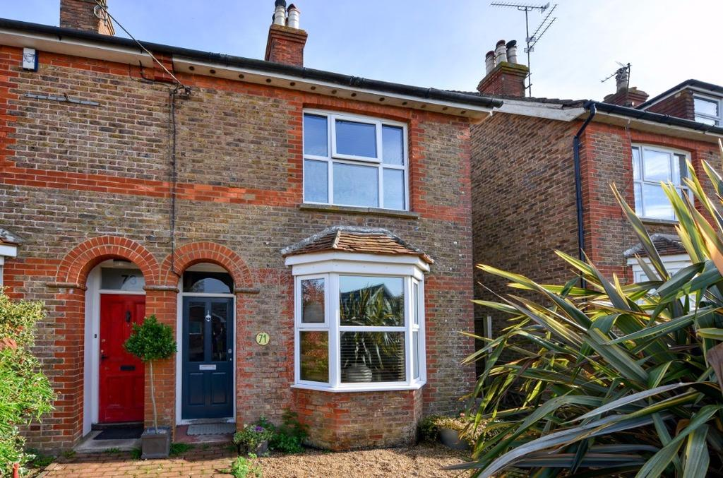 3 Bedrooms Semi Detached House for sale in College Lane Hurstpierpoint West Sussex BN6