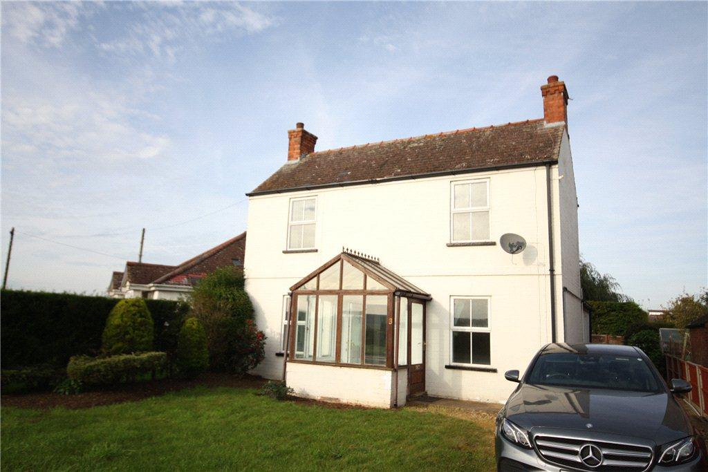 3 Bedrooms Detached House for sale in Church Street, Digby, Lincoln, Lincolnshire, LN4