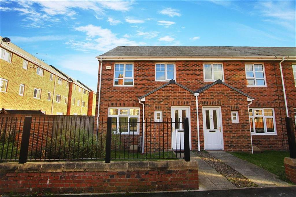 3 Bedrooms Terraced House for sale in Lovaine Place West, North Shields