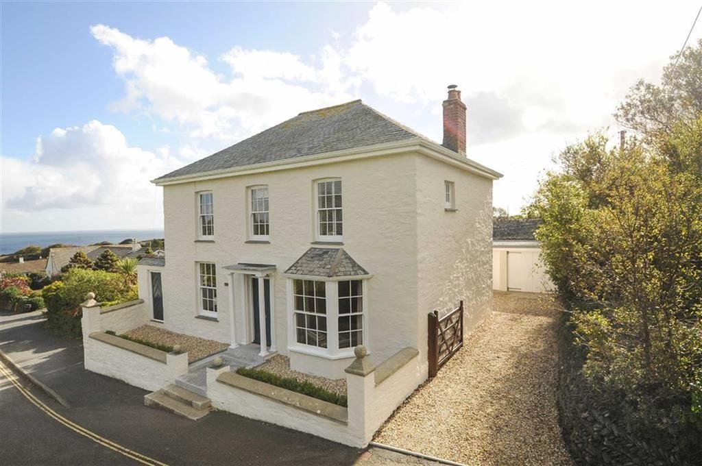 4 Bedrooms Detached House for sale in The Square, Gerrans, Portscatho, TRURO, TR2