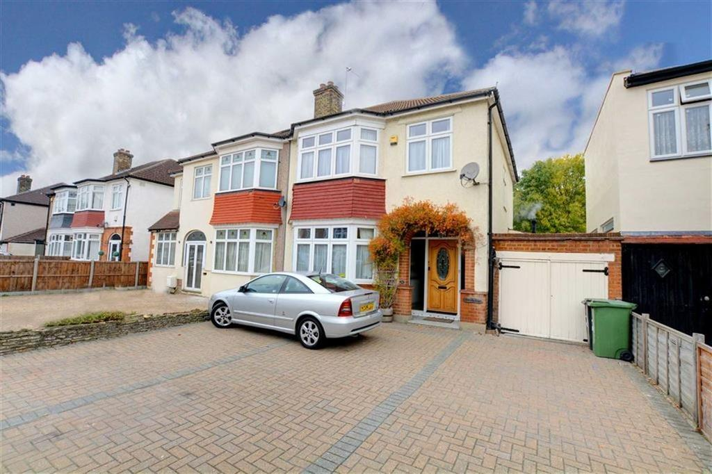 3 Bedrooms Semi Detached House for sale in Ashgrove Road, Bromley, Kent