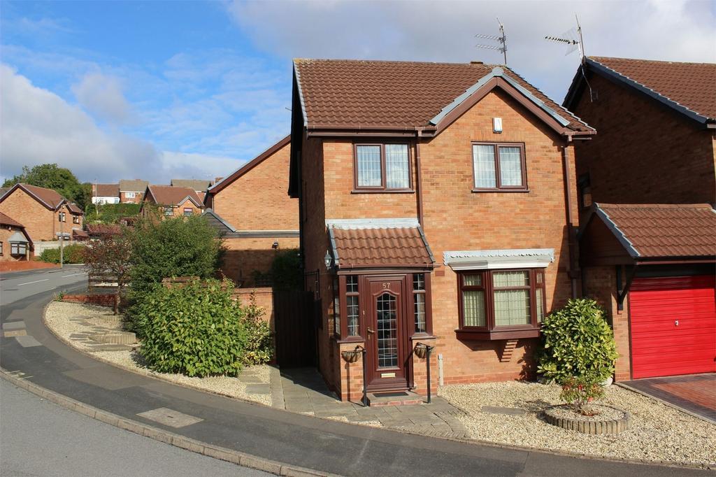 3 Bedrooms Detached House for sale in Higgs Field Crescent, CRADLEY HEATH, West Midlands