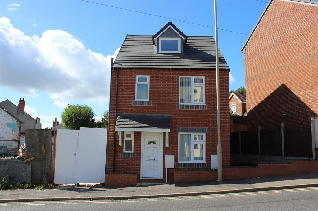 3 Bedrooms Detached House for sale in Vicar Street, DUDLEY, West Midlands