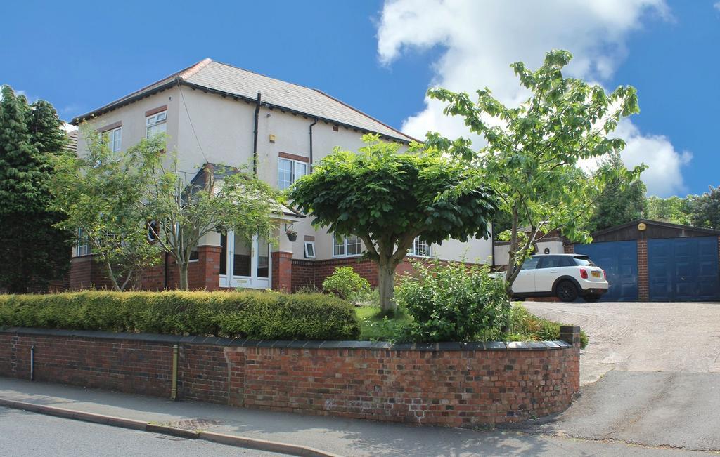 3 Bedrooms Detached House for sale in Hagley Road, HALESOWEN, West Midlands