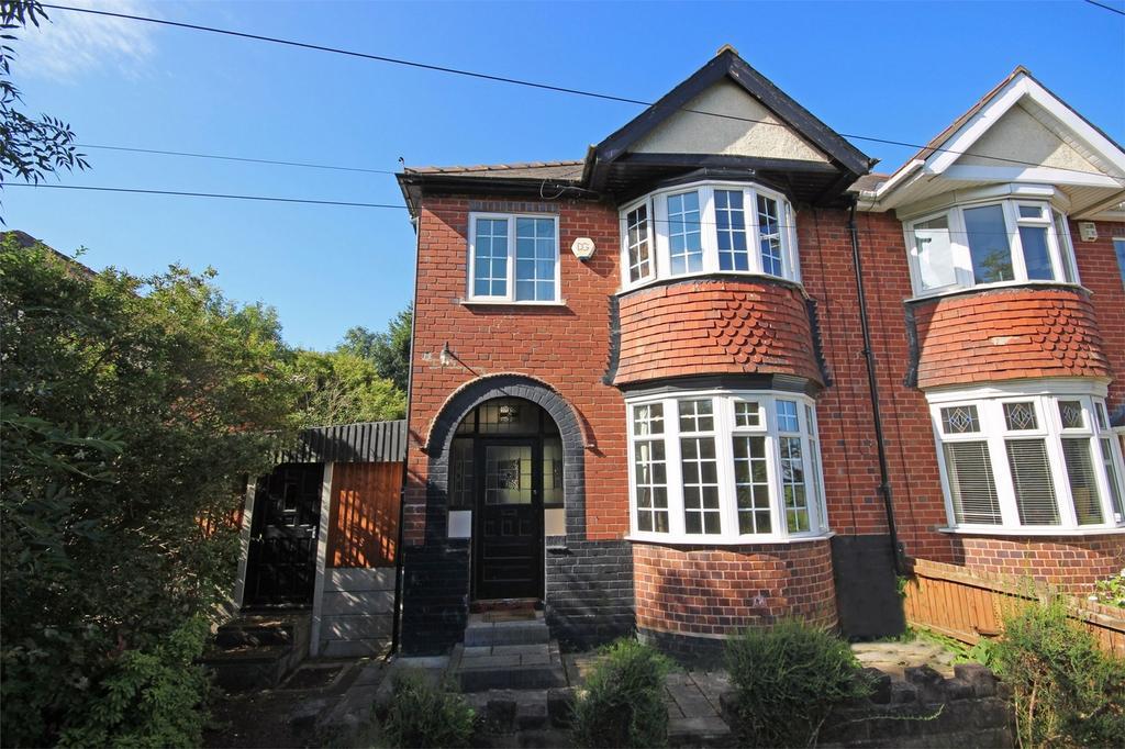 3 Bedrooms Semi Detached House for sale in Butchers Lane, HALESOWEN, West Midlands