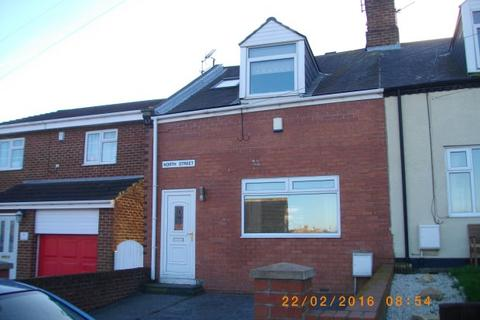 3 bedroom terraced house to rent - NORTH STREET, SILKSWORTH, SUNDERLAND SOUTH