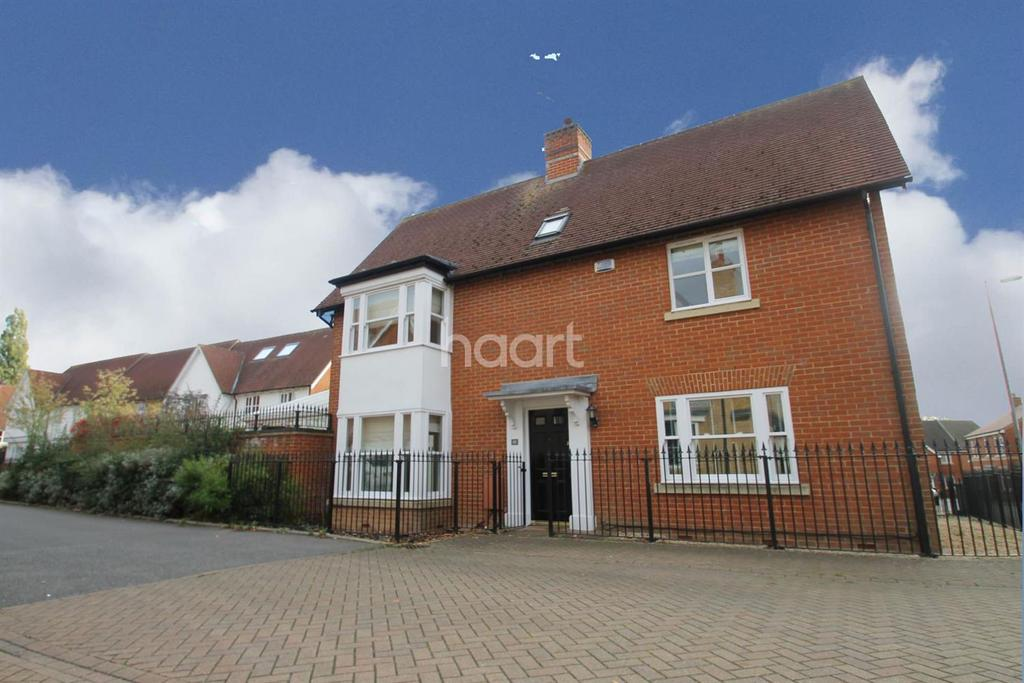4 Bedrooms Detached House for sale in Great Leighs