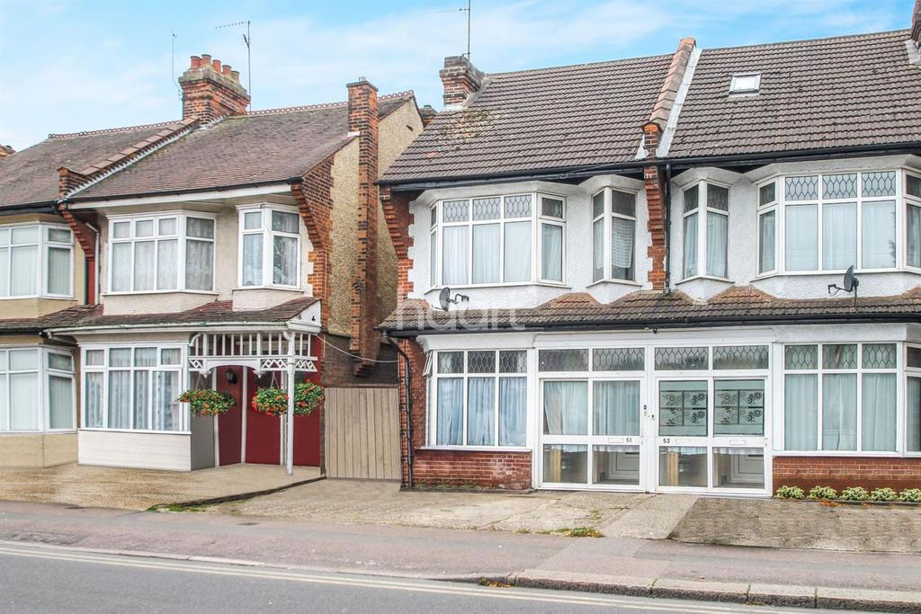 4 Bedrooms Semi Detached House for sale in Biscot Road