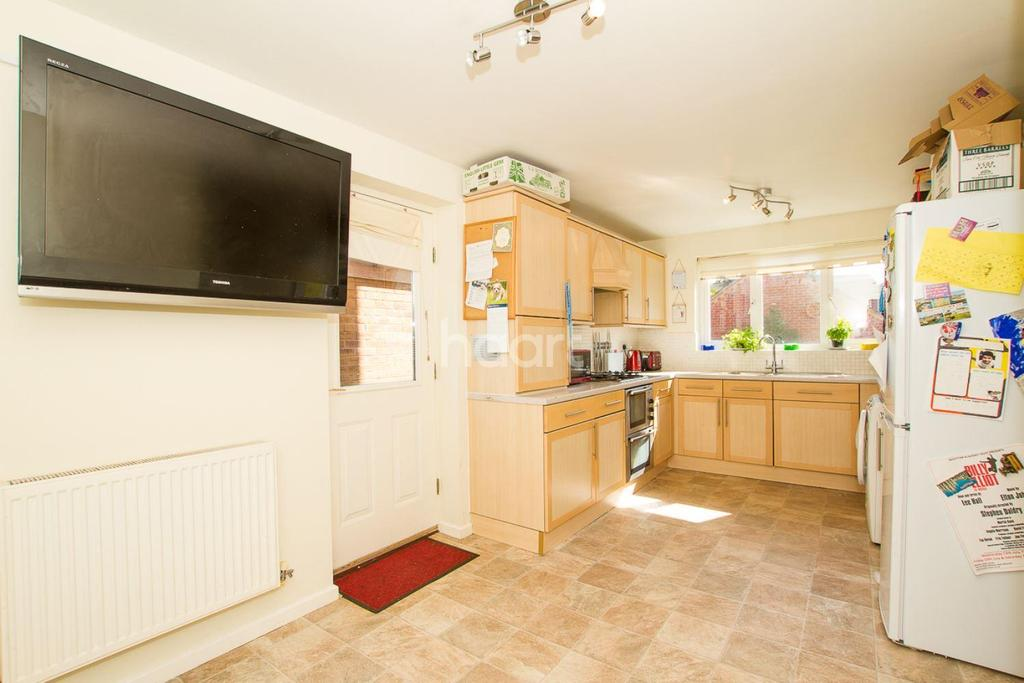 4 Bedrooms Detached House for sale in Shackleton Close, Shortstown, MK42