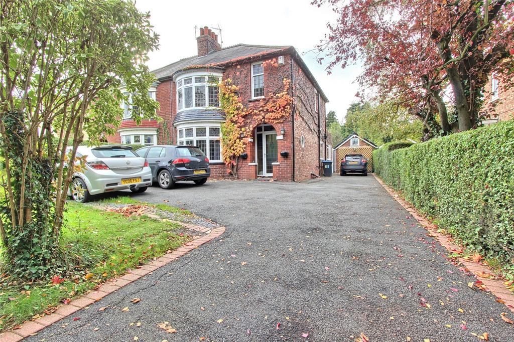 3 Bedrooms Semi Detached House for sale in Marton Road, Middlesbrough