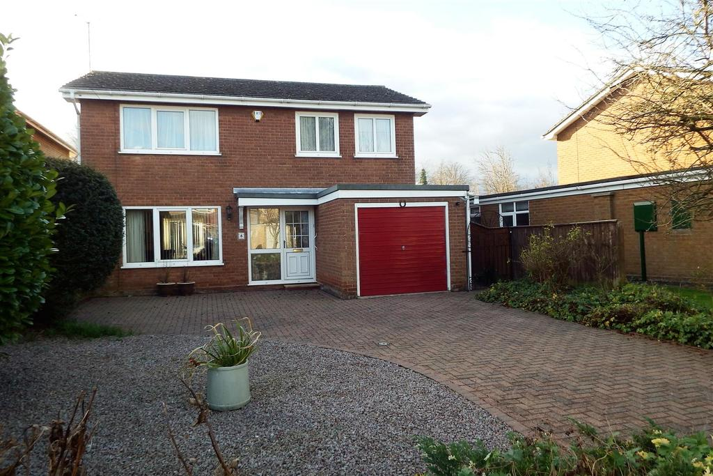 4 Bedrooms Detached House for sale in Malvern Close, Spalding