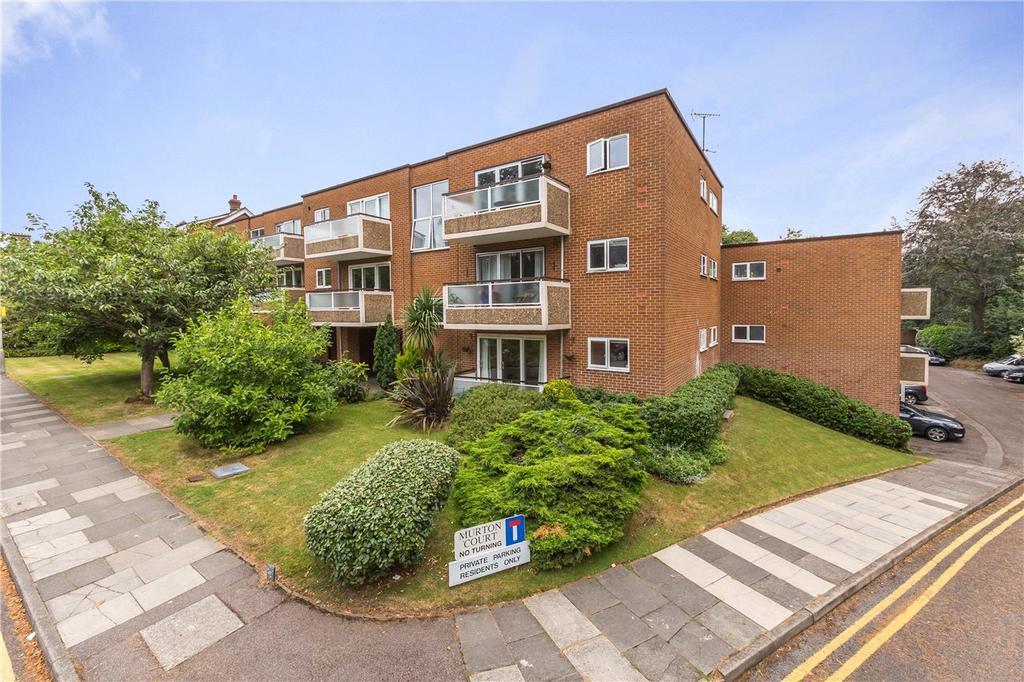 2 Bedrooms Flat for sale in Murton Court, Hillside Road, St. Albans, Hertfordshire