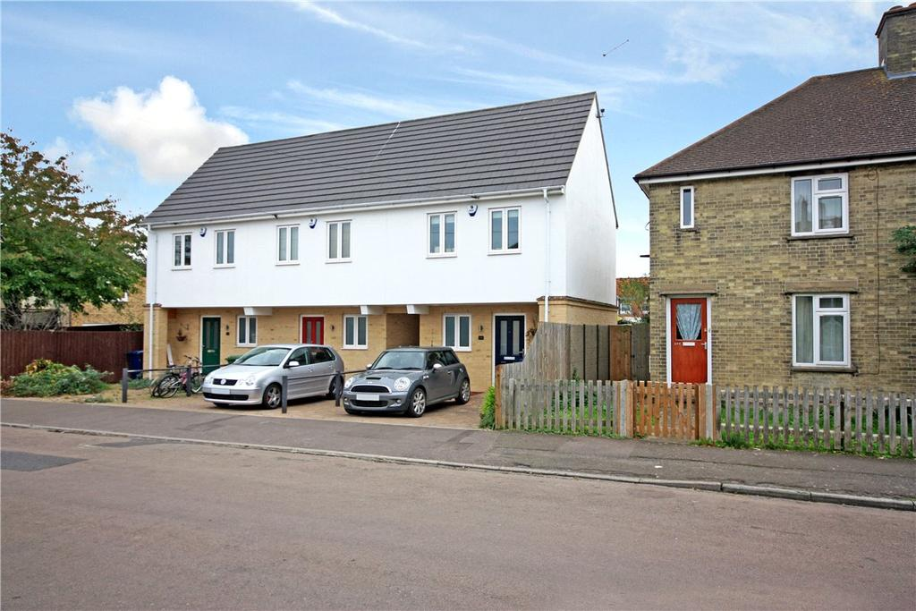 3 Bedrooms End Of Terrace House for sale in Ross Street, Cambridge, CB1