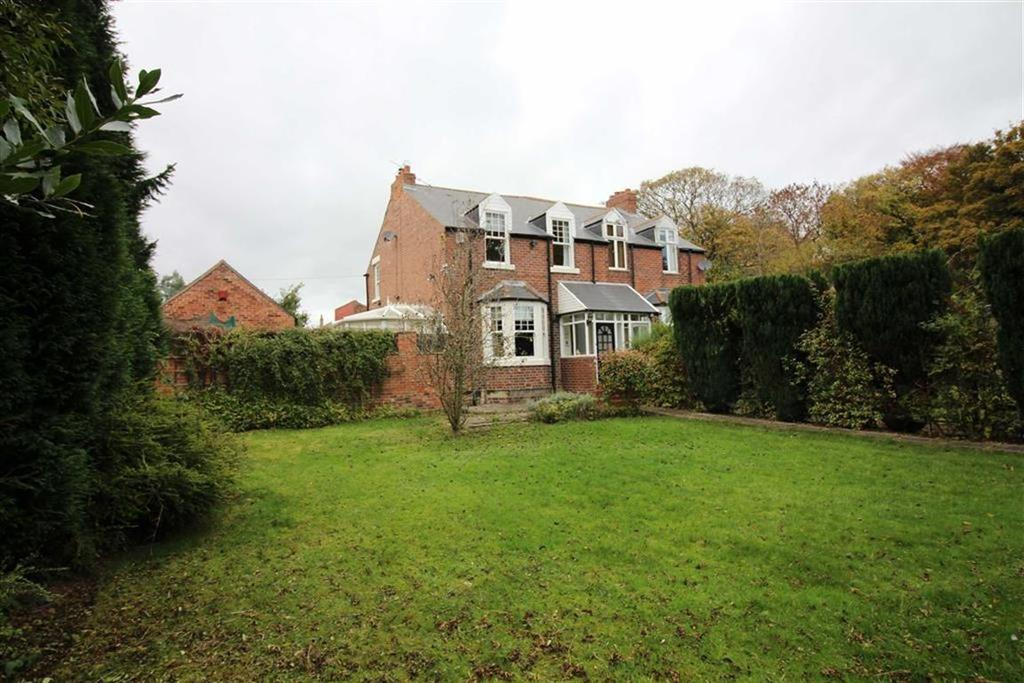 3 Bedrooms Semi Detached House for sale in Letchwell Villas, Newcastle Upon Tyne