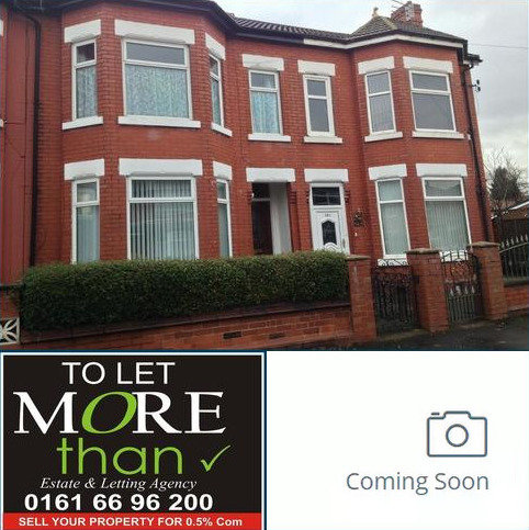 6 bedroom house to rent - Hathersage Rd, Victoria Park, Manchester m14