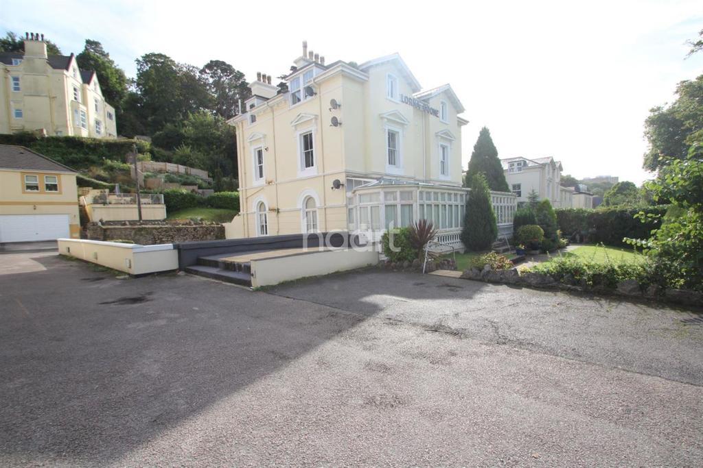 1 Bedroom Flat for sale in Lorna Doone, Torwood Gardens Road