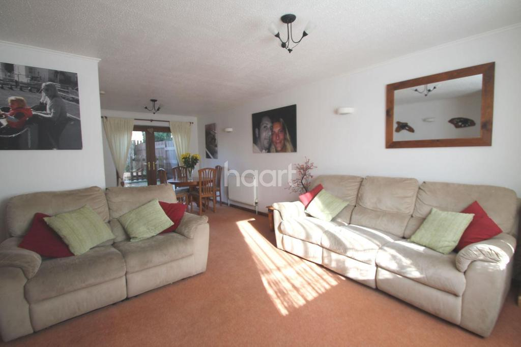 3 Bedrooms Terraced House for sale in Churchlands Close, Woolwell