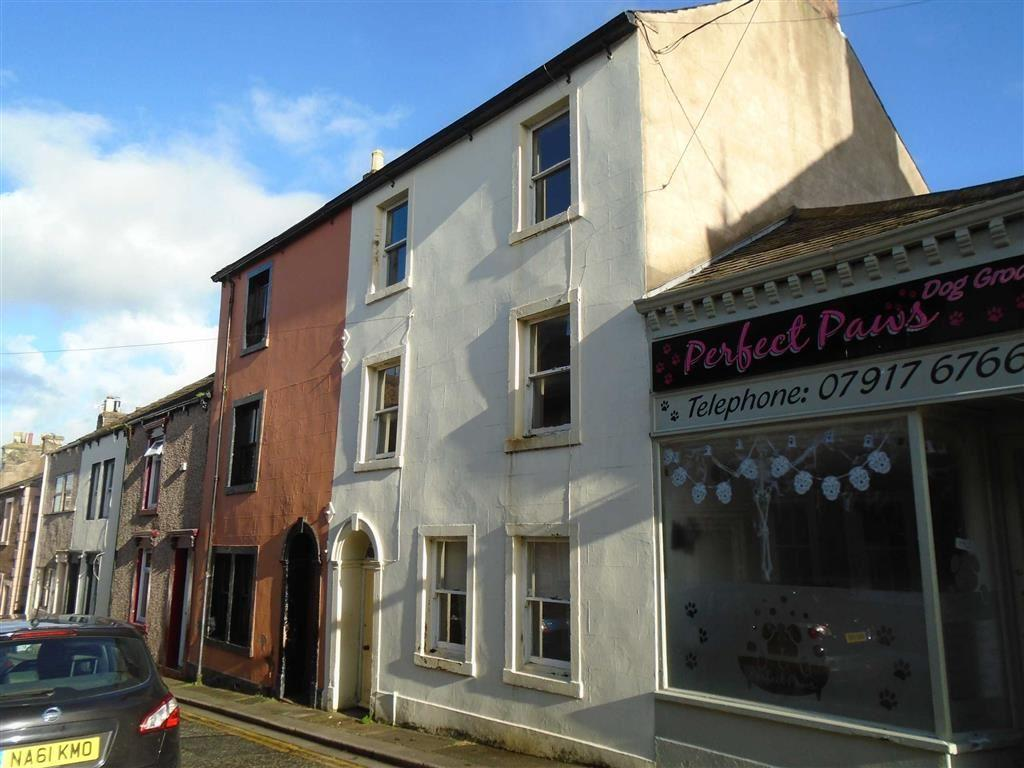 4 Bedrooms Terraced House for sale in New Street, Wigton, Cumbria