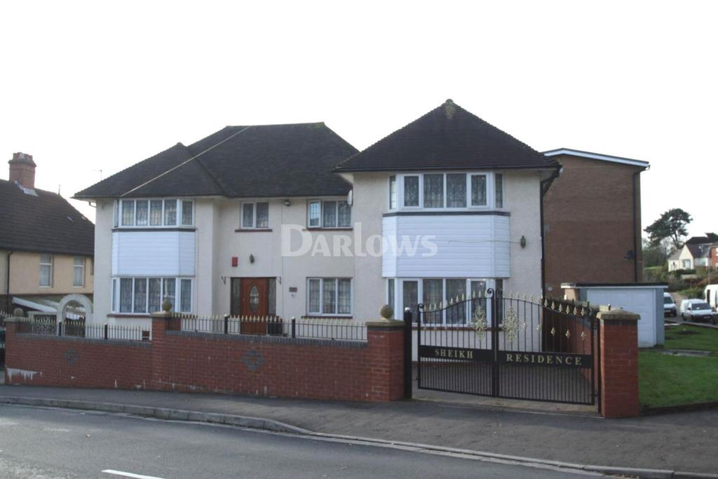 6 Bedrooms Detached House for sale in Fairwater Grove West , Llandaff , Cardiff
