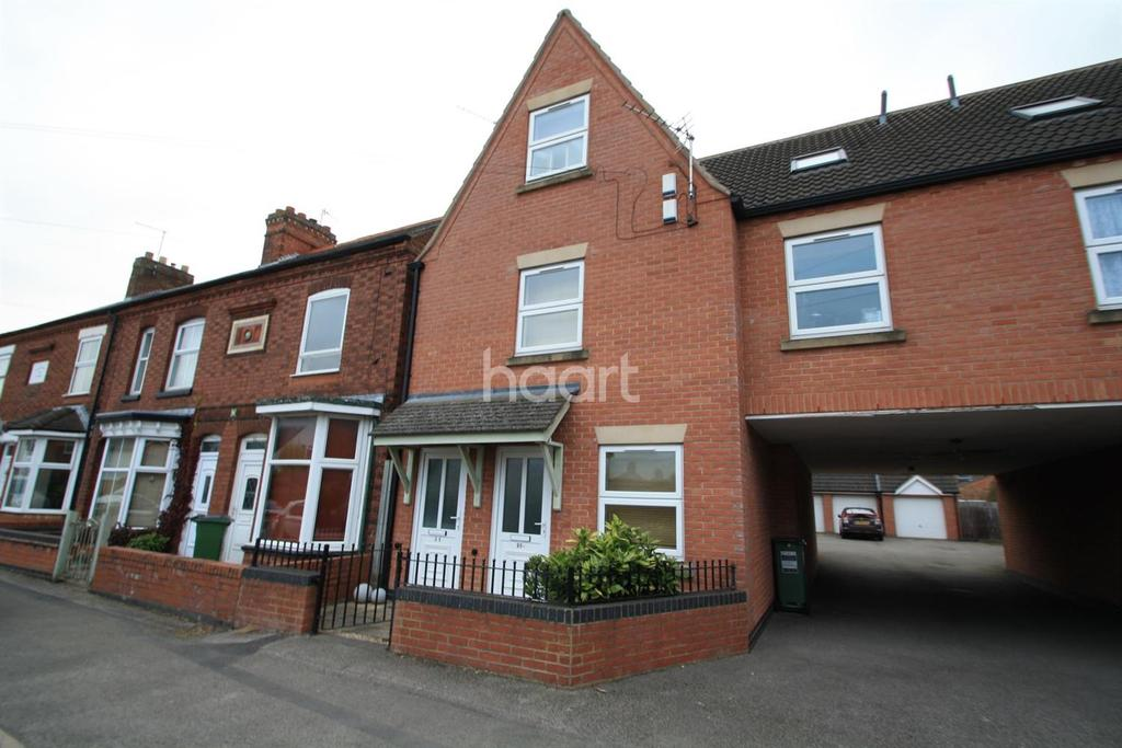 2 Bedrooms Maisonette Flat for sale in Shortridge Lane, Enderby