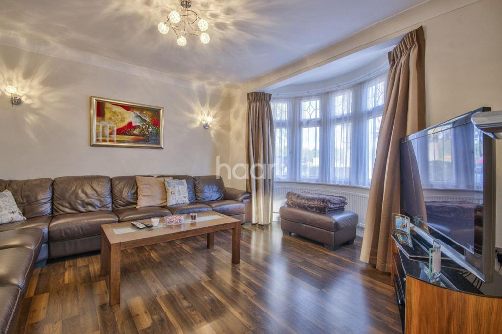 5 Bedrooms Semi Detached House for sale in Broomfield Lane, Palmers Green, N13