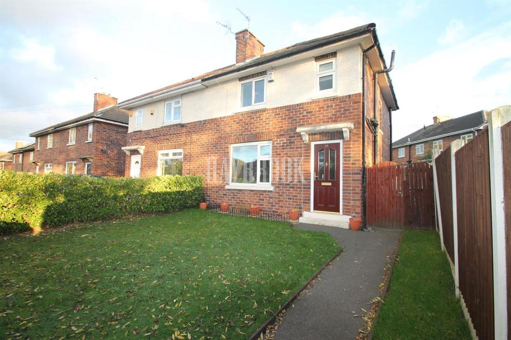 3 Bedrooms Semi Detached House for sale in Chaucer Road, Herringthorpe
