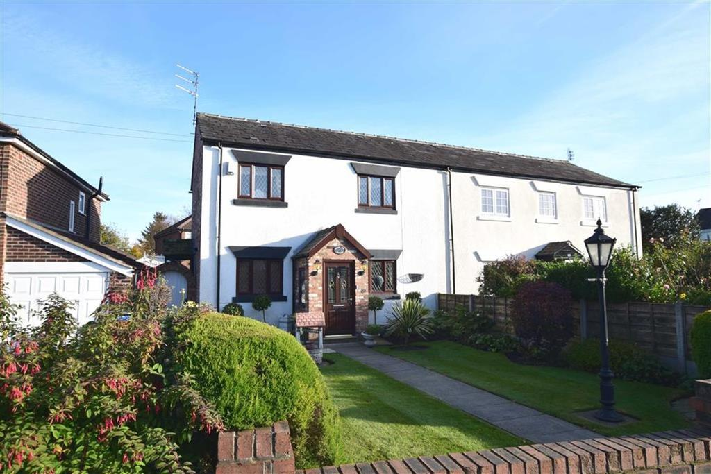 3 Bedrooms Semi Detached House for sale in Heyes Lane, Timperley, Cheshire, WA15