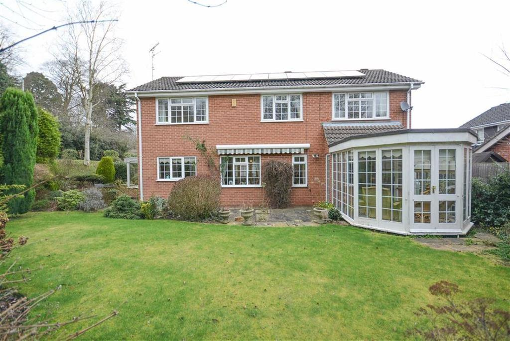 3 Bedrooms Detached House for sale in Manor Close, Edwalton