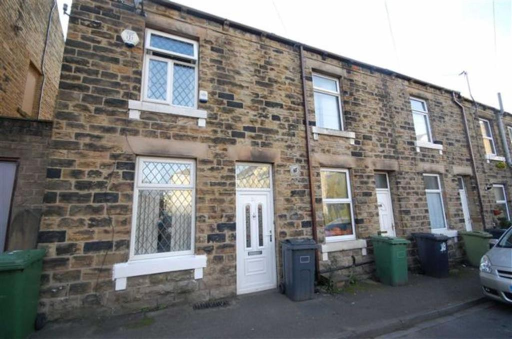 2 Bedrooms End Of Terrace House for sale in Thomas Street, Heckmondwike, WF16